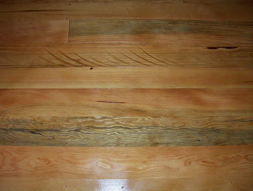 Salvaged Old Growth Douglas Fir Flooring, Trim, Stair Treads, Timbers,  Beams   American Reclaimed Floors