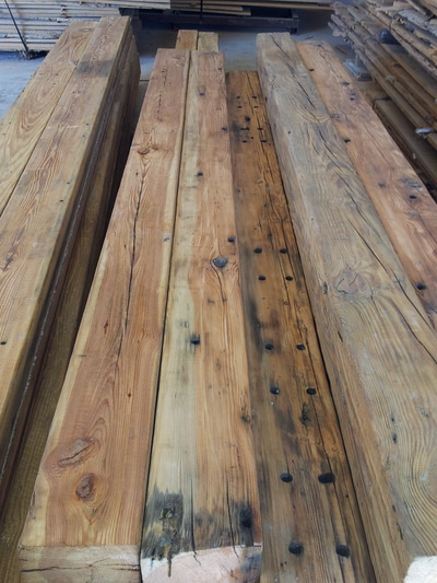 reclaimed heart pine lumber prices