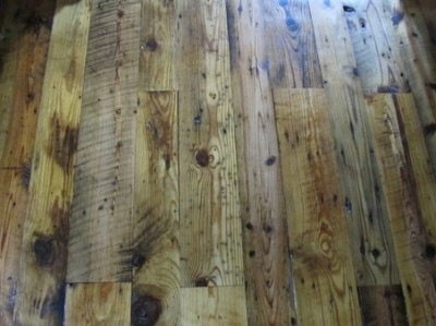 heartwood pine flooring cost