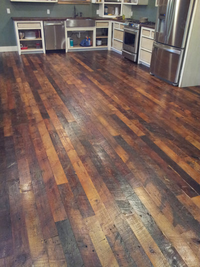 antique heart pine flooring prices