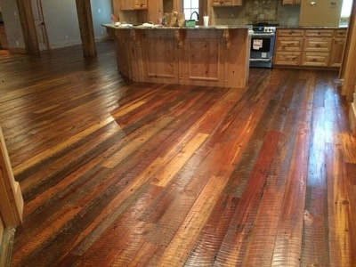 engineered heart pine flooring prices