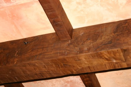 Black Walnut Box Beams and Solid timbers